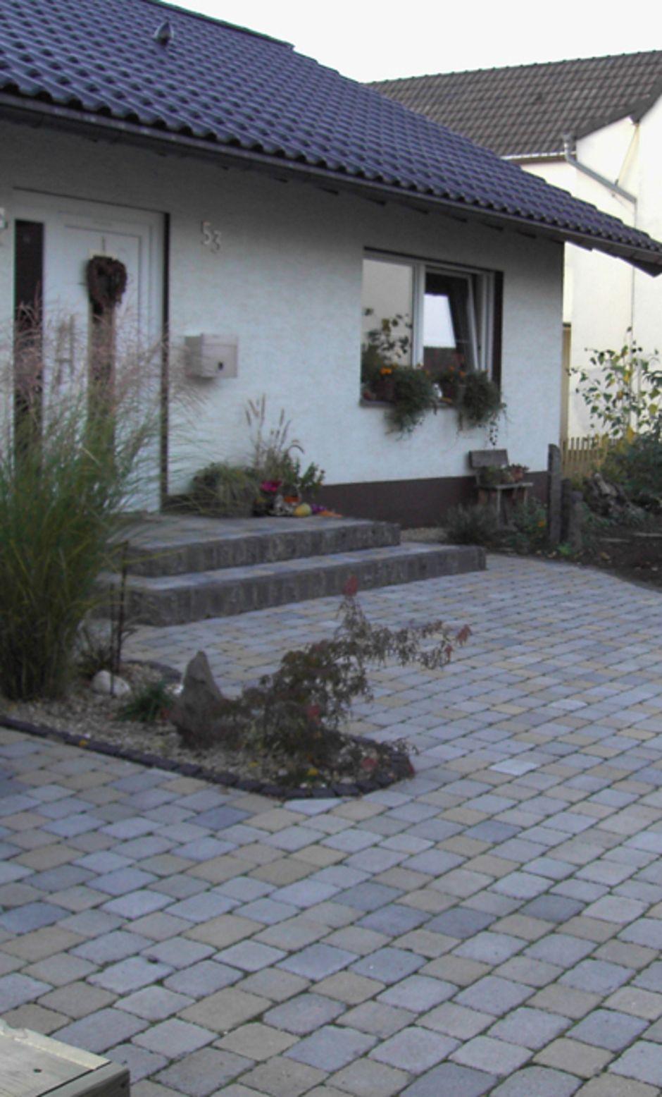 Pflasterarbeiten Naturstein, Beton, Klinker ❀ Gartenbau Troisdorf : betongklinker : Inredning