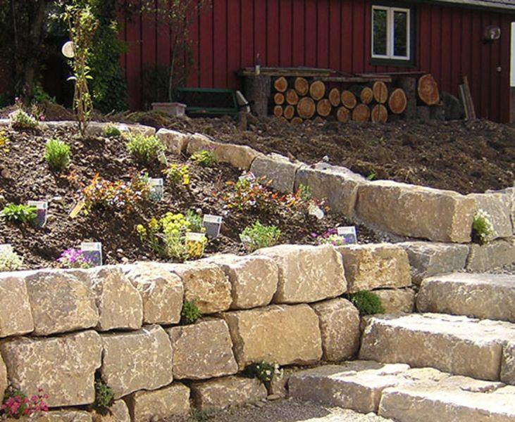 mauerbau terrassenbau garten naturgarten schlich troisdorf. Black Bedroom Furniture Sets. Home Design Ideas
