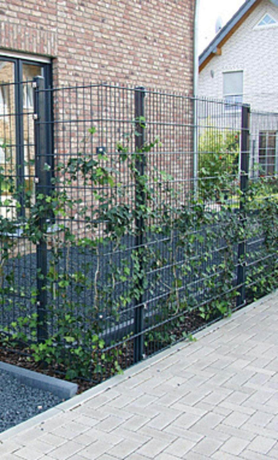 Garten & Landschaftsbau ❀ Zaunbau Naturgarten Schlich