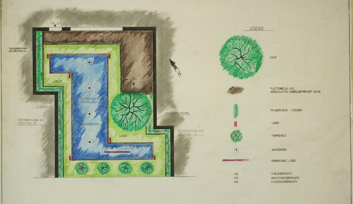 gartenbau & gartengestaltung ❀ beratung & planung, Garten ideen